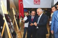 MURAT ZORLUOĞLU - YYÜ Rektörlüğünden '15 Temmuz' Konulu Fotoğraf Sergisi