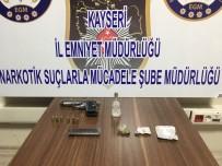 METAMFETAMİN - Zehir Taciri 4 Kişi Gözaltına Alındı