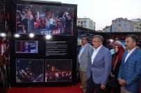 Zeytinburnu'nda '15 Temmuz Destanı' Sergisi Açıldı