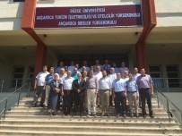 DÜZCE ÜNİVERSİTESİ - 15 Temmuz Demokrasi Ve Milli Birlik Günü Kapsamında Anlamlı Ziyaret
