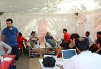 HASTANELER BİRLİĞİ - 15 Temmuz Nedeniyle Kan Bağışı Kampanyası Başlatıldı