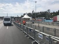 X-RAY - 15 Temmuz Şehitler Köprüsü'ne Yoğun Güvenlik Önlemi