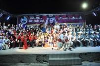 GÖREME - 4. Uluslararası Göreme Halk Oyunları Festivali Sona Erdi