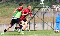 ADANASPOR - Adanaspor'un İkinci Hazırlık Maçı Yarın
