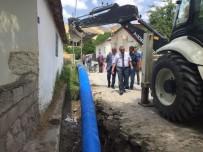 SULAMA KANALI - Adilcevaz'da Kapalı Sistem Sulama Projesinde İlk Adım
