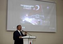 SULTAN AHMET - Ağrı İbrahim Çeçen Üniversitesinde ' Türk Demokrasi Tarihinin En Uzun Gecesi 15 Temmuz' Paneli Düzenlendi