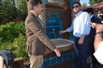 ÖZEL HAREKATÇI - Ahlat'ta '15 Temmuz Şehitler Çeşmesi' Açıldı