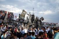 GÖKÇEN ÖZDOĞAN ENÇ - Antalya'da 15 Temmuz Demokrasi Anıtı'na Yoğun İlgi
