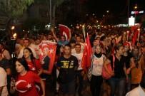 GÖKÇEN ÖZDOĞAN ENÇ - Antalya'da 'Milli Birlik Yürüyüşü'