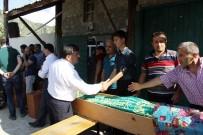 İSRAFİL KIŞLA - Artvin'deki Kazada Hayatını Kaybedenler Toprağa Verildi