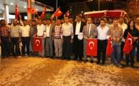 EMNİYET TEŞKİLATI - Ayhan 15 Temmuz Demokrasi Ve Milli Birlik Gününü Kutladı