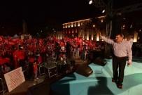 GAZI MUSTAFA KEMAL - Başkan Gürkan'dan 15 Temmuz Mesajı