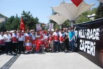 EMPERYALIZM - Başkan Mantar,'15 Temmuz'un Ruhunu Daima Diri Tutacağız'