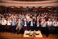 ÜLKÜCÜLER - Başkan Sözlü Açıklaması 'O Gece Türkiye'den Yükselen İlk Ses Liderimiz Devlet Bahçeli'nin Sesidir'