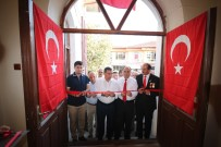 ASKERLİK ŞUBESİ - Beyşehir'de, Türkiye Harp Malulu Gaziler, Şehit Dul Ve Yetimleri Derneği Temsilciliği Açıldı
