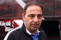 FUAT ÇAPA - Boluspor-Antalyaspor Hazırlık Maçı