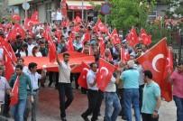 KAMU ÇALIŞANI - Bulanık'ta '15 Temmuz Destanı'Nı Unutulmadı
