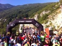 MARATON - Bursa'da 'Uludağ Ultra Maratonu' Koşusu Renkli Görüntülere Sahne Oldu