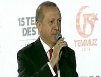 Cumhurbaşkanı Erdoğan'dan Kılıçdaroğlu'na sert sözler