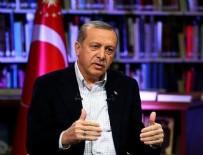 Cumhurbaşkanı Erdoğan Guardian'a 15 Temmuz'u yazdı!