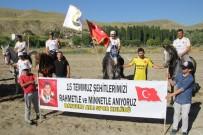 DEDE KORKUT - Dede Korkut Şölenleri Kapsamında Cirit Müsabakası Düzenlendi