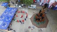 AY YıLDıZ - Demokrasi Anıtı Mehteranla Açıldı