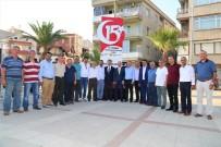 GAZI MUSTAFA KEMAL - Demokrasi Şehitleri Anıtına Yeni Totem