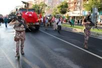 HASAN BASRI GÜZELOĞLU - Diyarbakır Diyarbakır Olalı Böyle Yürüyüş Görmedi