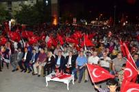 EGEMEN BAĞIŞ - Egemen Bağış Pursaklar'da Demokrasi Nöbetinde