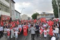 EMNİYET AMİRLİĞİ - Eleşkirt'te '15 Temmuz Demokrasi Ve Milli Birlik Günü'