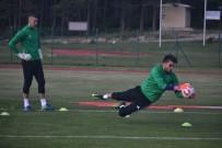 HAVA SICAKLIĞI - Gazişehir Futbol Kulübü, Çalışmalarına Devam Ediyor