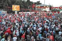 GEBZE BELEDİYESİ - Gebze'de Birlik Ve Beraberlik Yürüyüşü