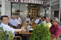 VATAN HAINI - GÖL-DER Başkanı 15 Temmuz Şehitlerini Unutmadı