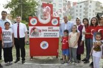 SPOR KOMPLEKSİ - Hatay'da Şehit Ömer Halisdemir Spor Kompleksi Ve Çocuk Oyun Parkı Açıldı