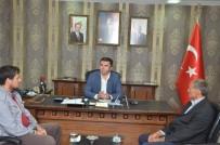 AHMET YıLMAZ - İçişleri Bakanı Soylu'dan Şehit Öğretmenin Babasına Taziye Telefonu