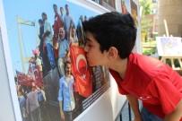 İHA'nın '15 Temmuz Destanı' Fotoğraf Sergisi Amasya'da Açıldı