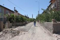 KANALİZASYON ÇALIŞMASI - İncesu'da Alt Yapı Ve Üst Yapı Yenileniyor