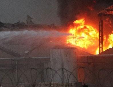 İstanbul Dudullu'da patlama