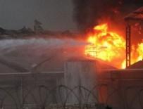 ALÜMİNYUM - İstanbul Dudullu'da patlama