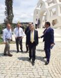 İSTANBUL EMNIYET MÜDÜRÜ - İstanbul Emniyet Müdürü Mustafa Çalışkan, 15 Temmuz Şehitler Köprüsü'nde