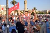 TEKERLEKLİ SANDALYE - İzmir'de 15 Temmuz Şehitlerini Anma, Demokrasi Ve Milli Birlik Günü