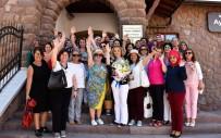 KUŞ CENNETİ - Kadın İşveren Ve Sanayiciler Derneği 'KAİSDER' Üyeleri Nallıhan'ı Ziyaret Etti