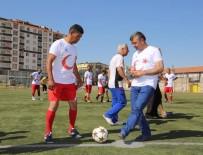 AY YıLDıZ - Kahraman Şehit Kardeşinin Adına Düzenlenen Turnuvada Ter Döktü