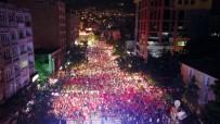 FATİH MEHMET ERKOÇ - Kahramanmaraş'ta 15 Temmuz Milli Birlik Yürüyüşü Düzenlendi