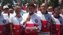 ZIRHLI ARAÇ - Karaman'da '15 Temmuz Şehitleri' Anıldı