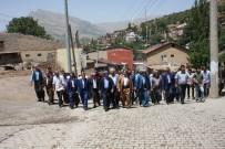 MURAT ŞENER - Kato Dağı Eteklerinde 'Demokrasi' Yürüyüşü
