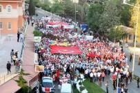 ÖZEL HAREKET - Kilis'te Milli Birlik Yürüyüşü