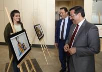TİYATRO OYUNU - 'Kırık Çizgilerden Memleket Manzaraları' Sergisi Açıldı
