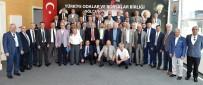 DÜNYA REKORU - KUTO Başkanı Serdar Akdoğan, Ege Bölgesi İstişare Toplantısına Katıldı