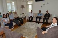 TUGAY KOMUTANI - Lüleburgaz Protokolü Şehit Ailelerini Unutmadı